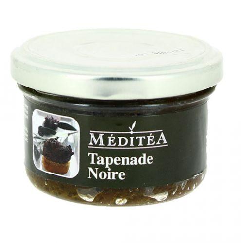 Meditea Tapenada z černých oliv s bazalkou 90 g
