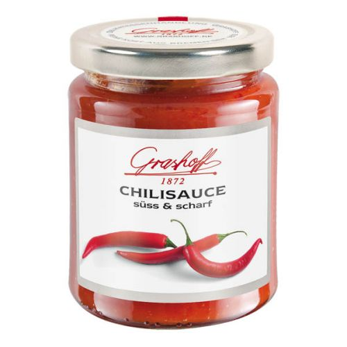 Grashoff Chilli omáčka 200 ml