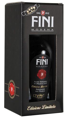 ACETAIA FINI Balsamico di Modena LIMITED EDITION 4 lístky 0,25 l