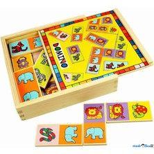 Bigjigs Toys Domino Zvířátka