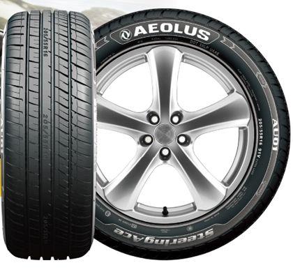 Aeolus Steering Ace AU01 225/35 R20 90W