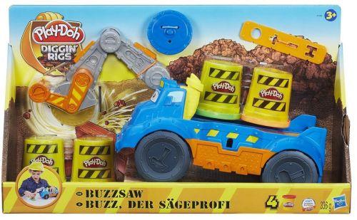 Hasbro Play-Doh auťák Buzz s pilou cena od 315 Kč