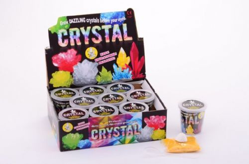 Johntoys Rostoucí krystaly 24207 cena od 0 Kč