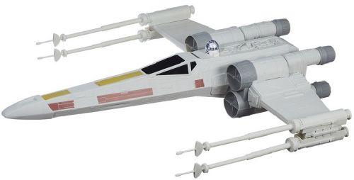 Hasbro Star Wars Hero series X Wing vesmírné vozidlo