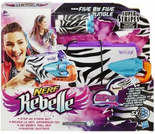 Hasbro NERF-Rebelle Safari pistolka cena od 0 Kč