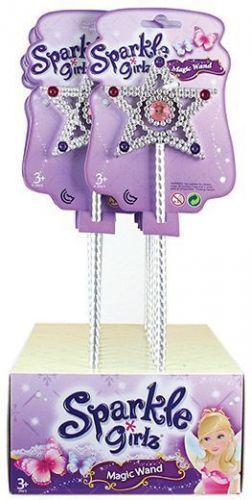 Alltoys Hůlka Sparkle Girlz cena od 50 Kč