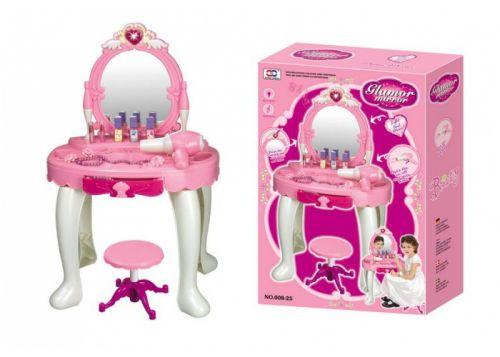 G21 kosmetický stolek s fénem cena od 665 Kč