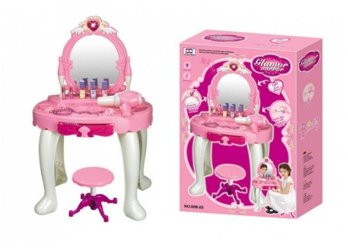 G21 kosmetický stolek s fénem