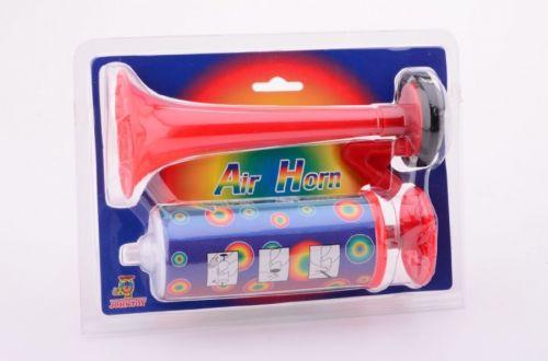 Johntoys Vzduchová trumpetka s ruční pumpičkou cena od 0 Kč