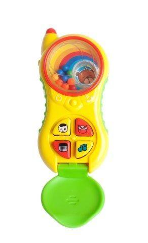 BAM BAM chrastítko telefon 96 cena od 126 Kč