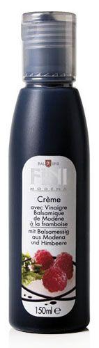 ACETAIA FINI Krém s Balsamico di Modena s příchutí malin 150 ml