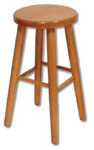 Drewmax KT242 barová stolička