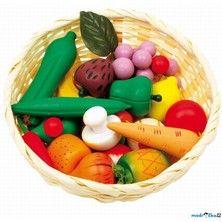 Legler Dekorace prodejny Koš ovoce a zelenina
