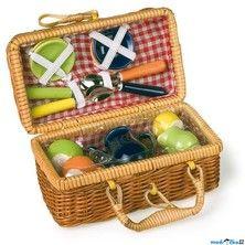 Legler Malý piknikový košík s nadobíčkem cena od 219 Kč