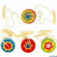Bigjigs Toys Rotující disk