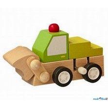Woody Zelený buldozer cena od 99 Kč