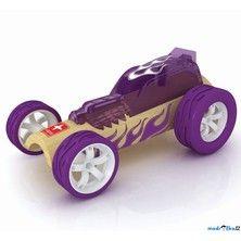 Hape Závodní autíčko mini Hot Rod cena od 111 Kč