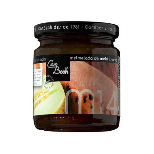 Can Bech Marmeláda z cukrového melounu a vodního melounu 300 g cena od 139 Kč