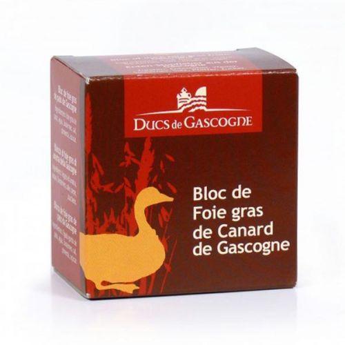 Ducs de Gascogne Kachní Foie Gras z regionu Gascogne v bloku 65 g cena od 166 Kč