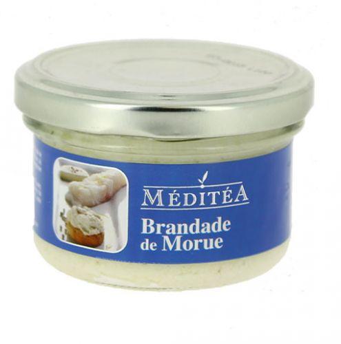 Meditea Tresčí pomazanka s kozím sýrem 90 g