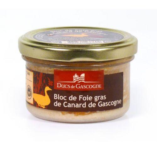 Ducs de Gascogne Kachní játra z regionu Gascogne v bloku 90 g cena od 229 Kč