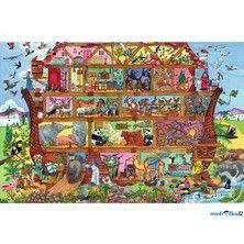 Bigjigs Toys Maxi Noemova archa cena od 372 Kč