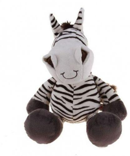 Alltoys Divoké zvířátko sedící zebra/žirafa cena od 198 Kč