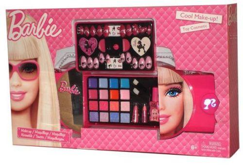 Alltoys Barbie líčení velký kufřík cena od 0 Kč