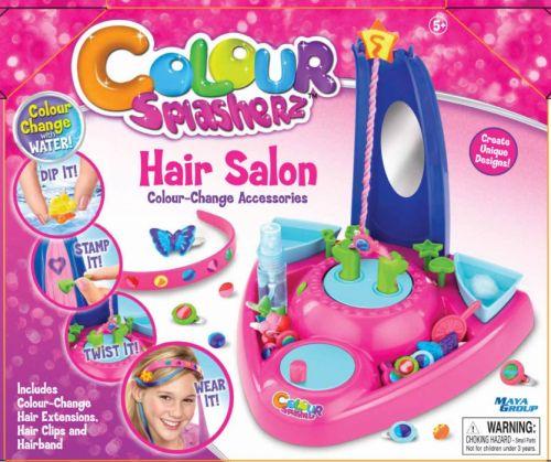 Alltoys Color Splasherz Vlasový salón cena od 449 Kč