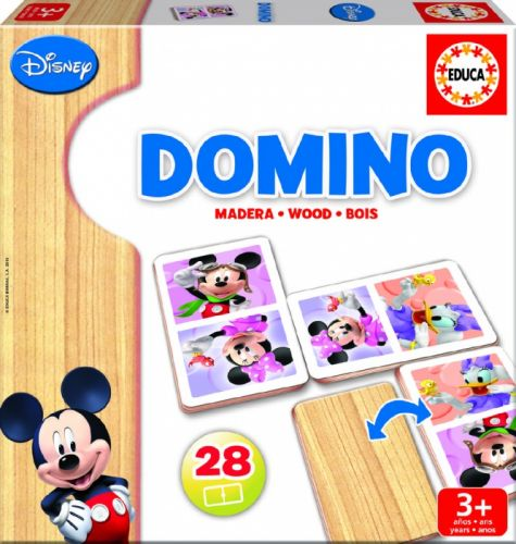 Alltoys Domino Minnie/Mickey