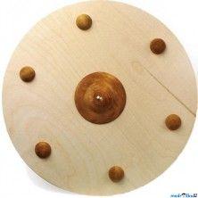 Legler Štít Vikingský dřevěný cena od 225 Kč