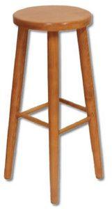 Drewmax KT241 Barová stolička