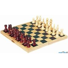 Legler Šachy Dřevěné 26 cm