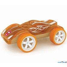 Hape Závodní autíčko mini Twin Turbo cena od 111 Kč