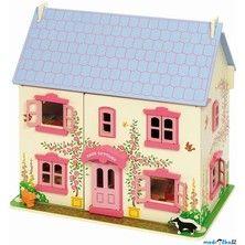 Bigjigs Toys Domeček pro panenky