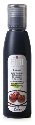 ACETAIA FINI Krém s Balsamico di Modena s příchutí třešně 150 ml