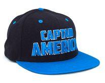 Addict Captain America Character kšiltovka