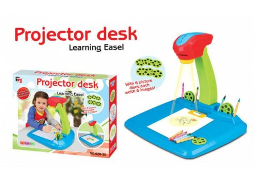 XXL obrazek G21 PROJECTION LEARNING DESK Kreslící projektor