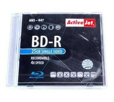 ActiveJet BD-R 25 GB