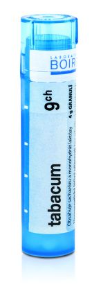 Tabacum CH9 granule 4 g cena od 76 Kč