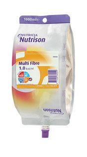 Nutrison Multi Fibre 1000 ml cena od 226 Kč