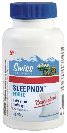 SLEEPNOX FORTE 30 tobolek