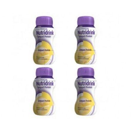 Nutridrink Compact s příchutí Banán 125 ml cena od 178 Kč
