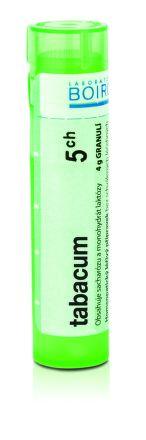 Tabacum CH5 granule 4 g cena od 80 Kč