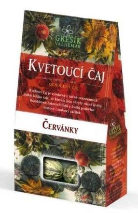 Grešík Kvetoucí čaj Červánky 4 ks cena od 119 Kč