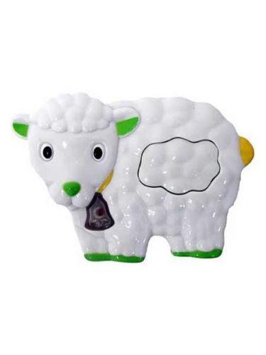 Baby Mix hračka se zvukem ovečka