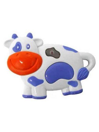 Baby Mix hračka se zvukem kravička