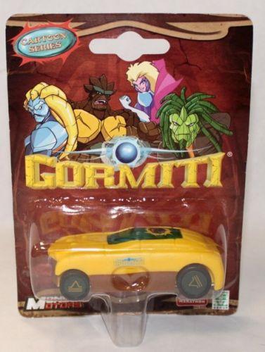 EP LINE Gormiti CARTOON Auto 1:64 cena od 85 Kč