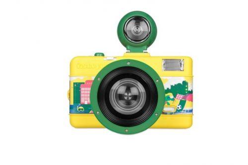LOMOGRAPHY Fisheye 2 Brazil