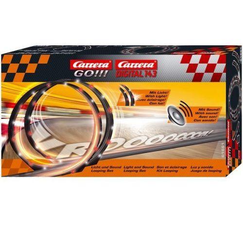 Carrera GO!!! Looping Set Licht und Sound 61661